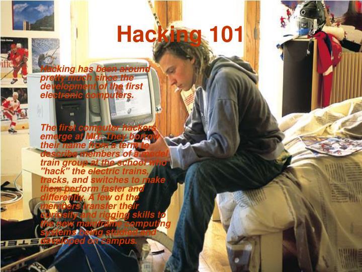 Hacking 101