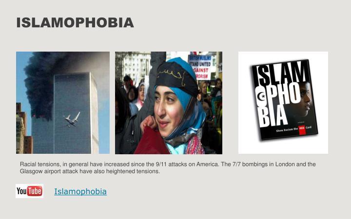 Islamophobia