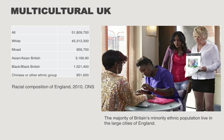 Multicultural UK