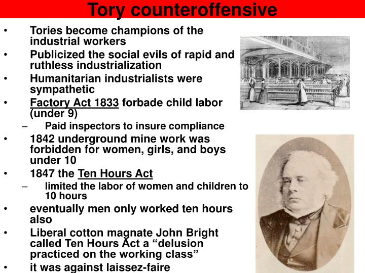 Tory counteroffensive
