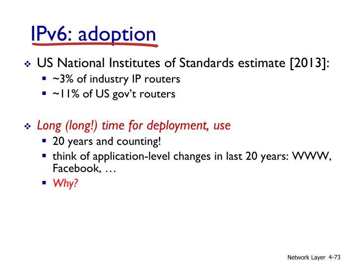IPv6: