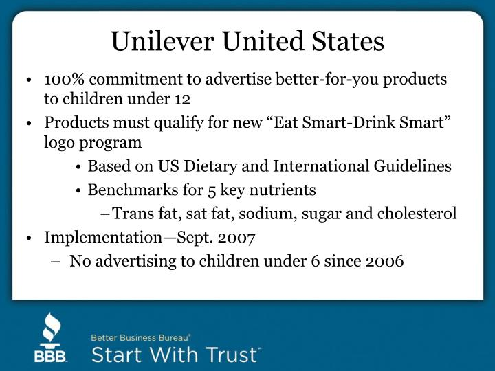 Unilever United States