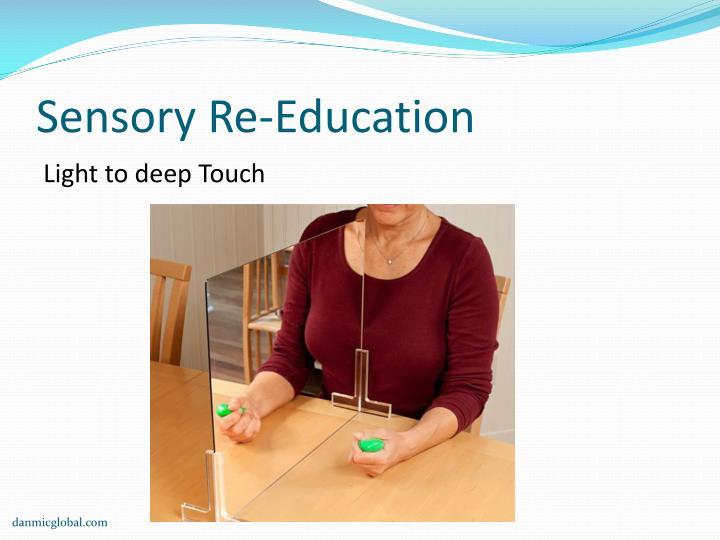Sensory Re-Education