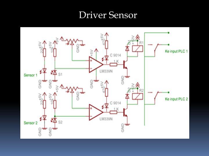 Driver Sensor