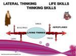 lateral thinking life skills thinking skills