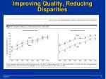 improving quality reducing disparities