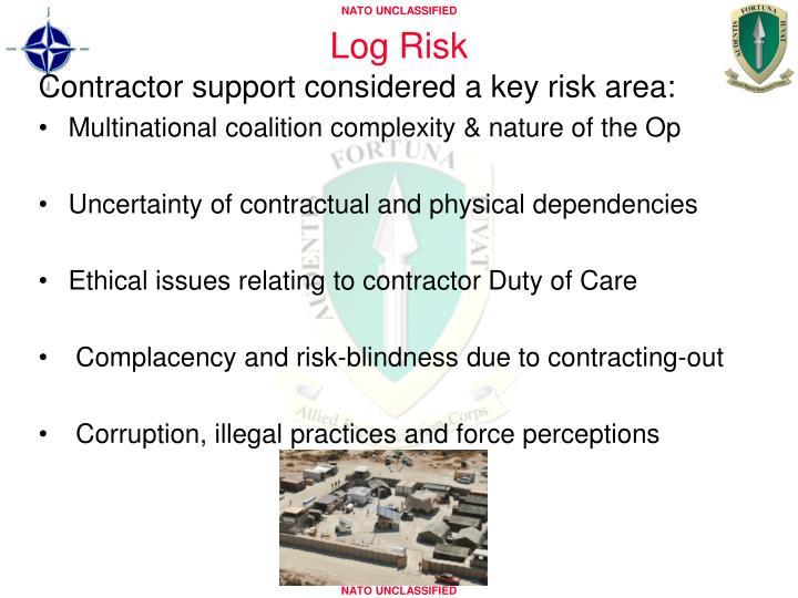 Log Risk