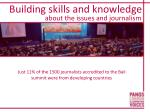 building skills and knowledge