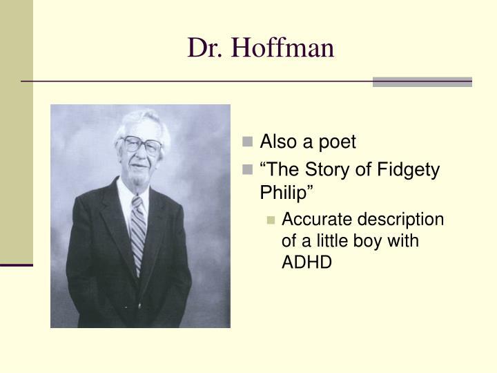 Dr. Hoffman