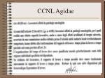 ccnl agidae32