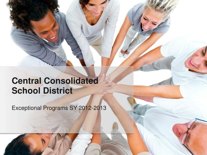 Central Consolidated School District