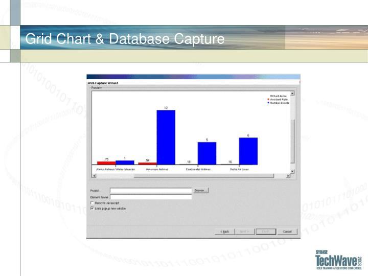 Grid Chart & Database Capture