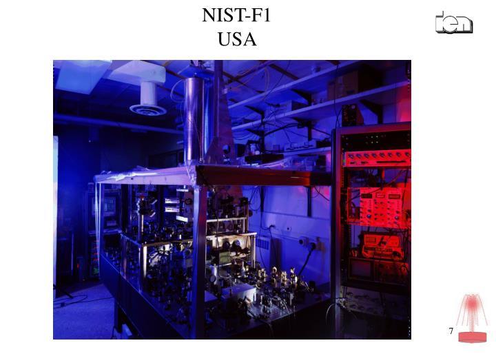 NIST-F1