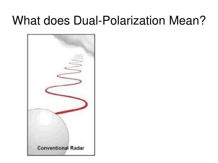 what does polarized mean