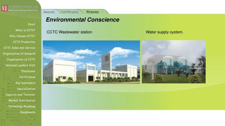 Environmental Conscience