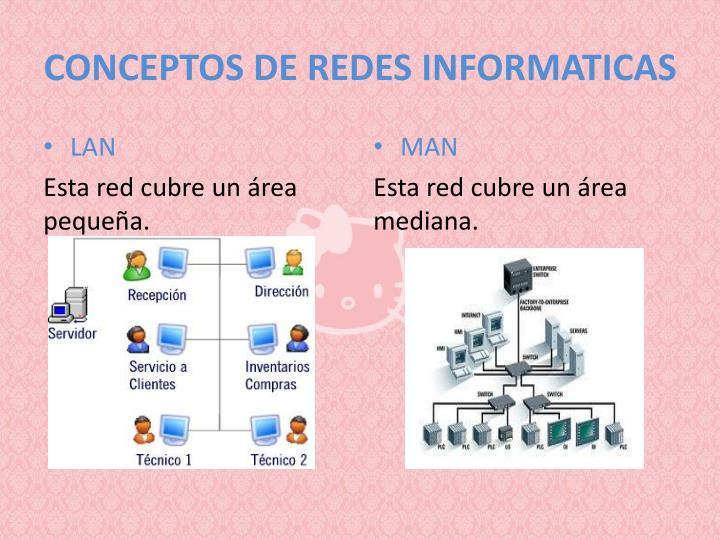CONCEPTOS DE REDES INFORMATICAS
