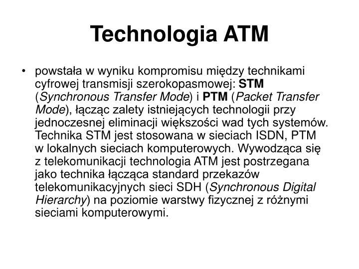 Technologia ATM