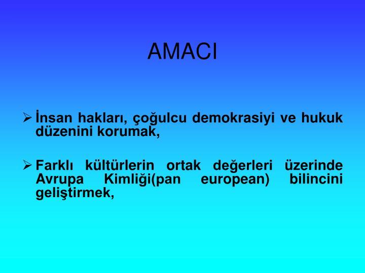 AMACI