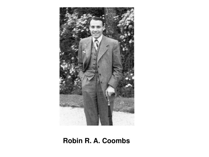 Robin R. A. Coombs