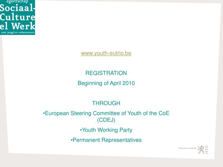 www.youth-eutrio.be