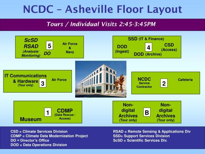 Tours / Individual Visits 2:45-3:45PM