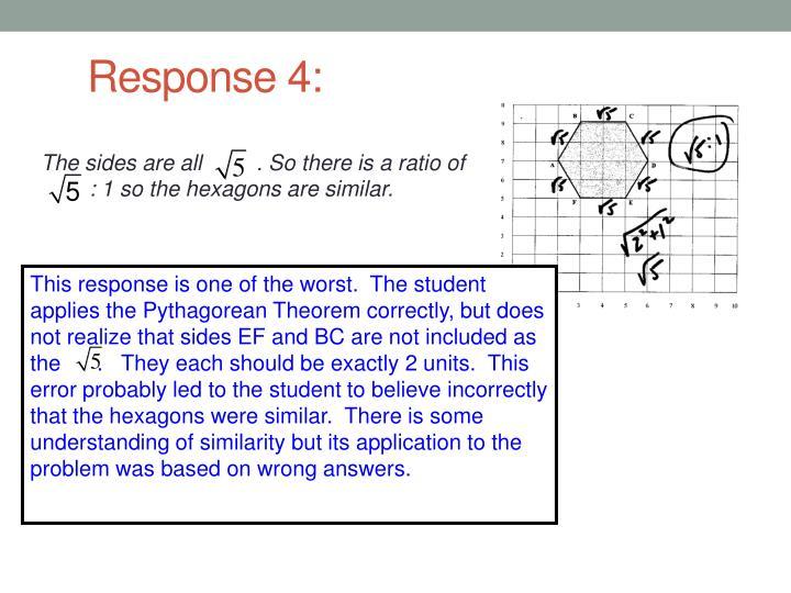 Response 4: