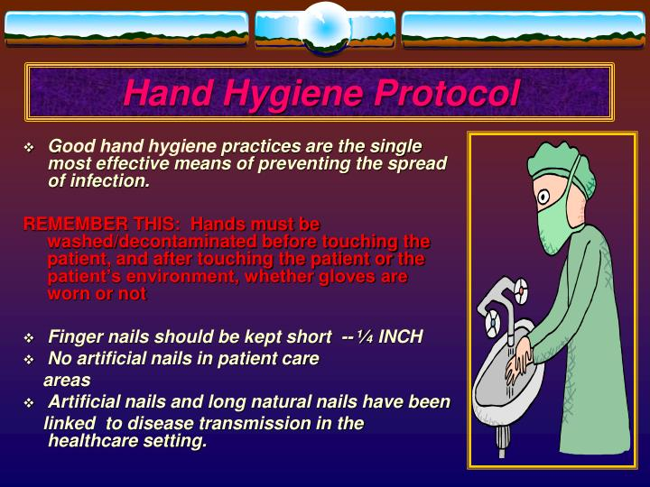 Hand Hygiene Protocol