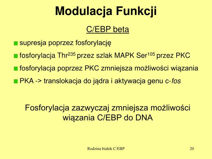 Modulacja Funkcji