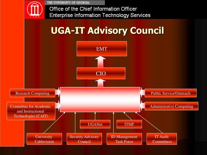 UGA-IT Advisory Council