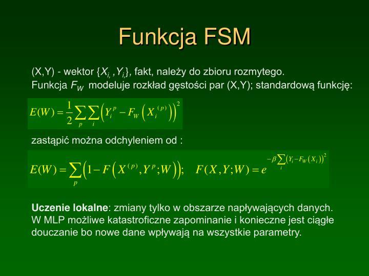 Funkcja FSM