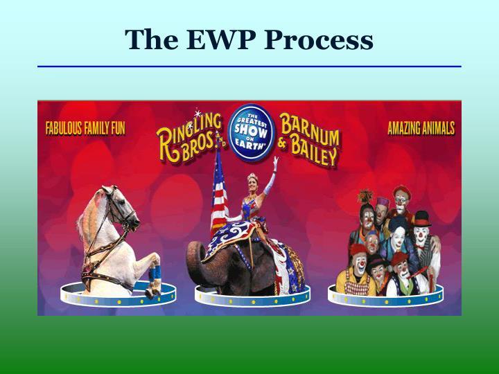 The EWP Process