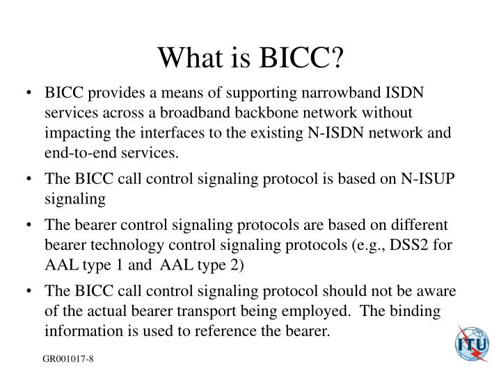 What is BICC?