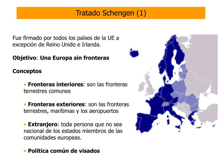 Tratado Schengen (1)