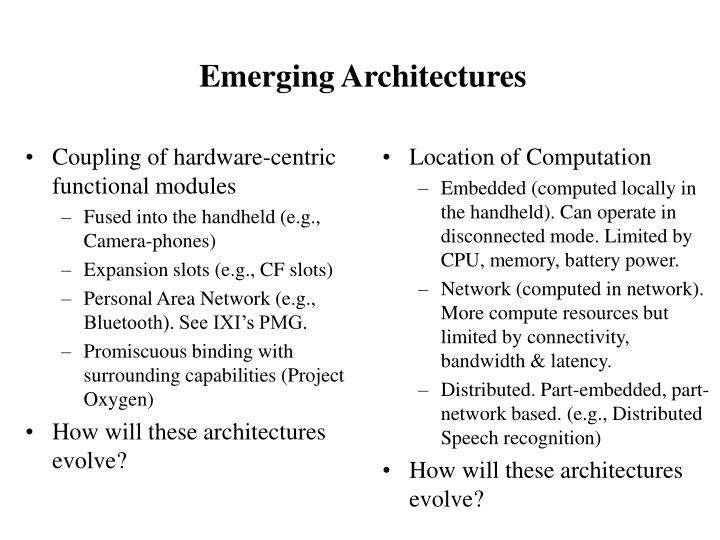 Coupling of hardware-centric functional modules