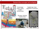 geotermikus energia technol gi ja