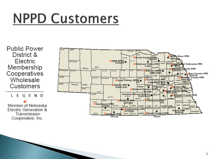NPPD Customers