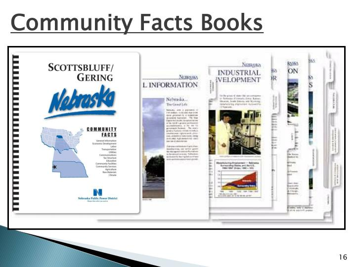 Community Facts Books