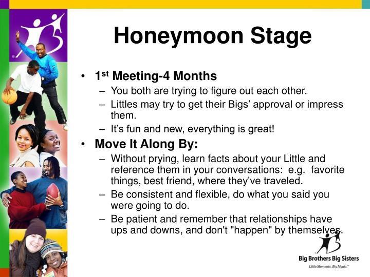 Honeymoon Stage