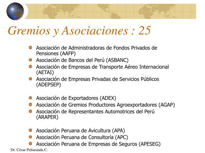 Asociación de Administradoras de Fondos Privados de Pensiones (AAFP)