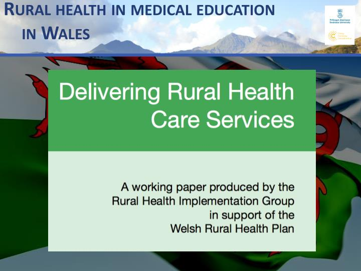 Rural health in medical education