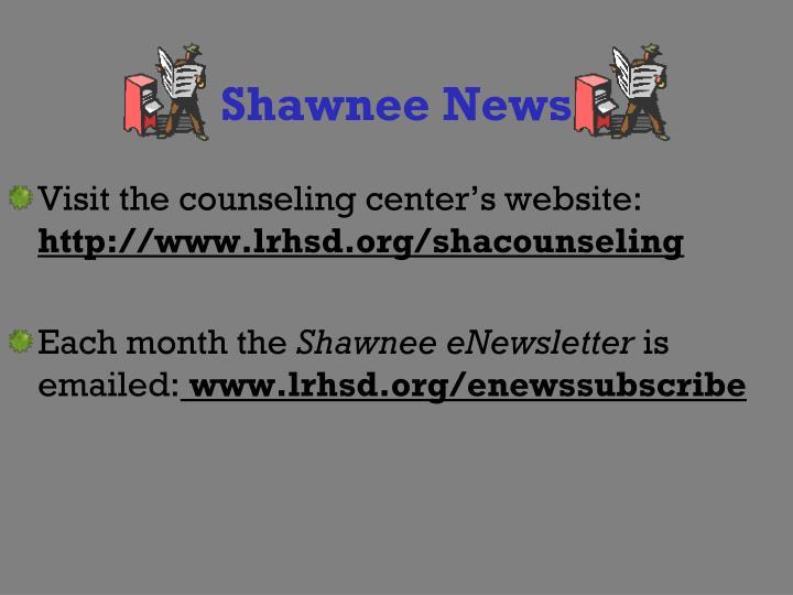 Shawnee News