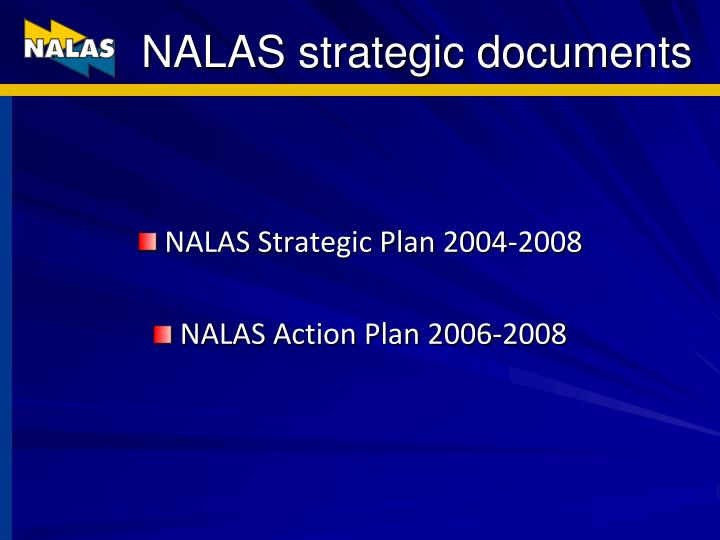 Nalas strategic documents