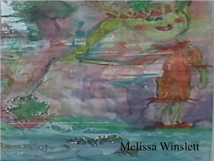 Melissa Winslett