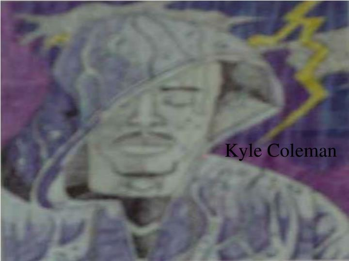 Kyle Coleman