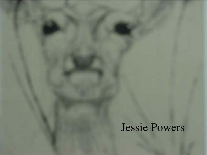 Jessie Powers