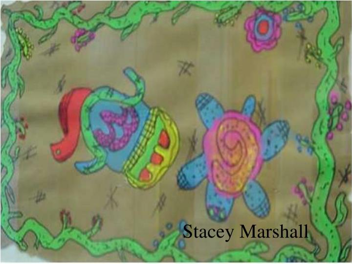 Stacey Marshall