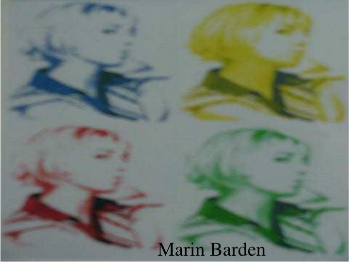 Marin Barden