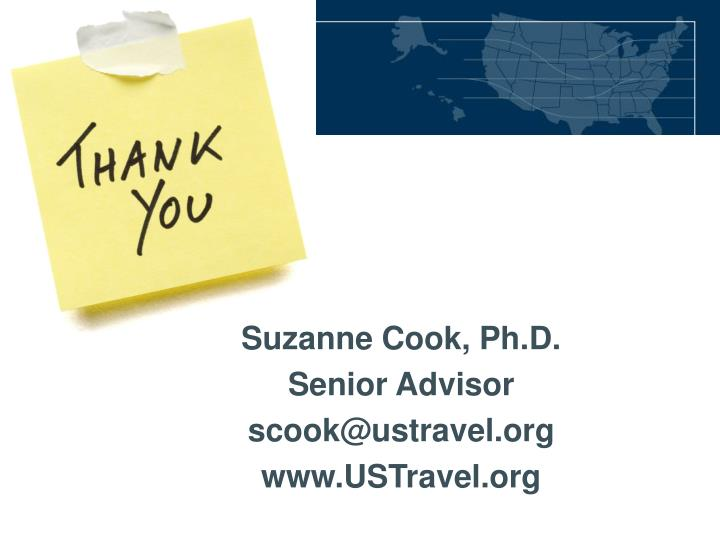 Suzanne Cook, Ph.D.