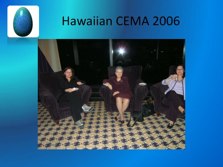Hawaiian cema 2006