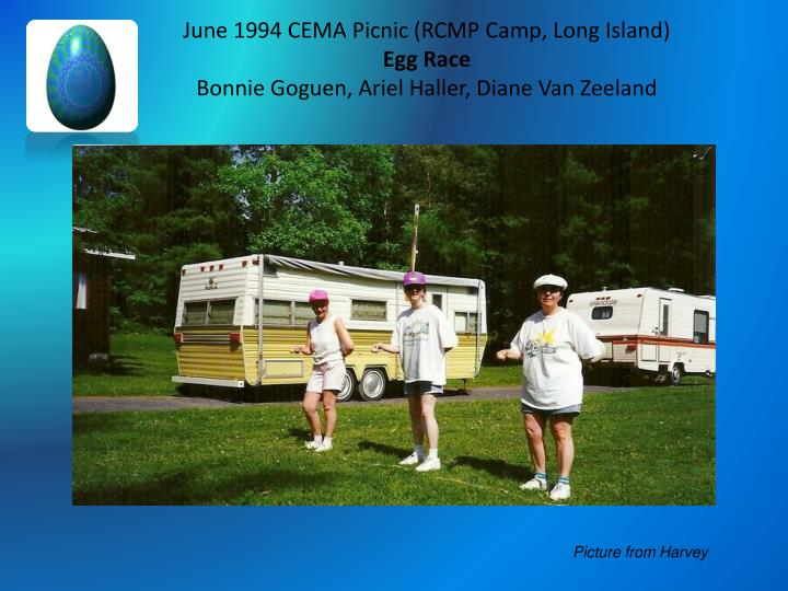 June 1994 CEMA Picnic (RCMP Camp, Long Island)